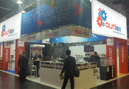 Merci d être venu nous rencontrer au salon International Hardware Fair 2018